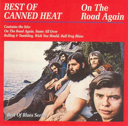 Canned Heat Official WebSite