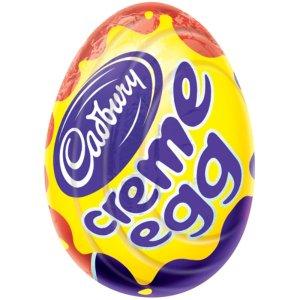 A seasonal egg