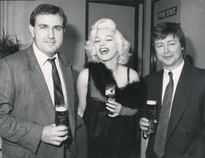 Marilyn Monroe double