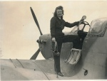 Air Transport Auxiliary pilot WW2